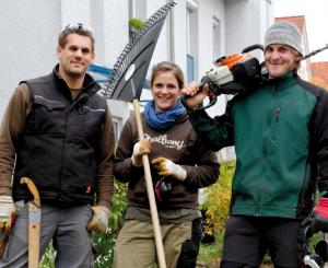 Fotos: Albrecht Bühler Baum und Garten GmbH