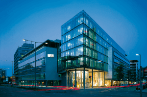 Firmensitz von Ebner Stolz Mönning Bachem