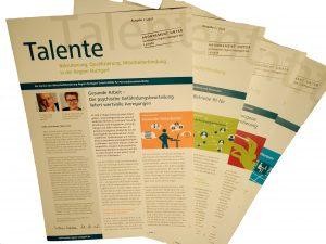 Talente-Hefte
