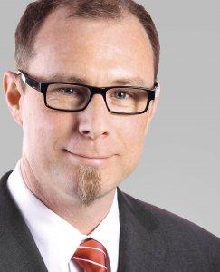 Porträt Tobias Wurster, Personalleiter, Schnaidt GmbH