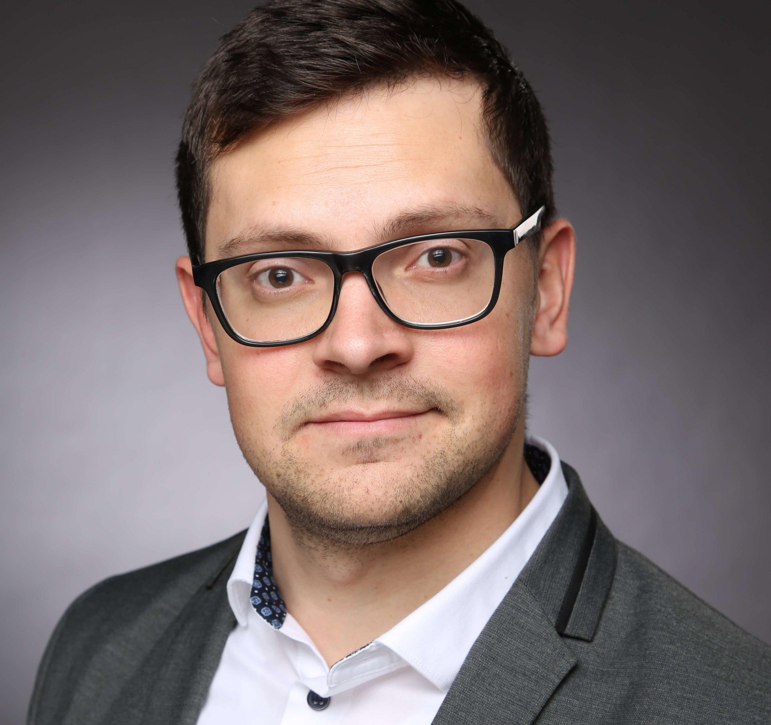 Bild Porträt Jan Kohlmeyer, Wirtschaftsförderung Region Stuttgart (RWS)