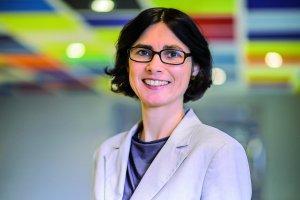 Porträt Dr. Verena Andrei, WRS, Welcome Service Region Stuttgart