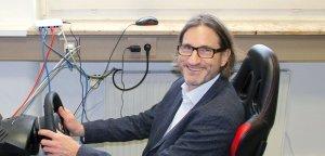 Porträt von Dr. Andreas Streit, Geschäftsführer, mm-lab GmbH, Kornwestheim (Foto: WRS/Verena Andrei)