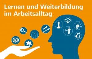 Talente 1/2020 Titelgrafik, Grafik: WRS // Lernen und Weiterbildung im Arbeitsalltag