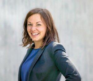Pauline Vogel, Stabsstelle BGM-AMD Universität Stuttgart