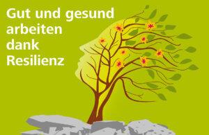 Talente 2_2020 Titelgrafik, Grafik: WRS // Gut und gesund arbeiten dank Resilienz