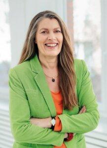Prof. Dr. Jutta Heller, Trainerin, Beraterin und Coach für Resilienz