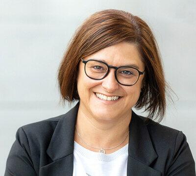 Carola Faulhaber, Vorsitzende Ideenkreis Schwaben, Ideenmanagerin DAK-Gesundheit