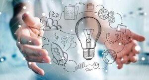Talente 3_2020: Zukunft: Ideen entwickeln und managen