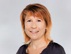 Anja Abt, Assistentin der Geschäftsführung und Personalmanagement, HEITEC PTS GmbH / Foto: Daniel Feldmann