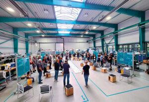 Ideen-Workshop, HOLZ automation GmbH